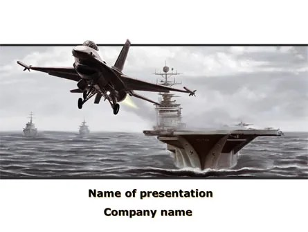 Us Navy PowerPoint Templates and Backgrounds for Your Presentations