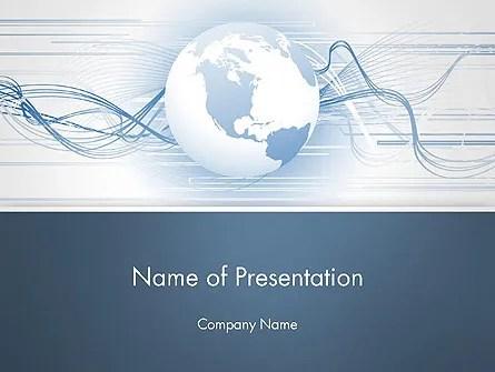 Next Generation Globe PowerPoint Template, Backgrounds 13151 - global powerpoint template