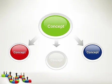 Don\u0027t Blame the People, Blame the Process PowerPoint Template