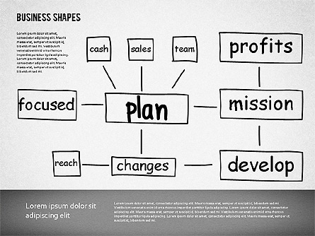 Business Plan Template for Presentations in PowerPoint and Keynote