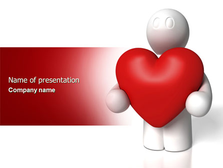 True Love Presentation Template for PowerPoint and Keynote PPT Star