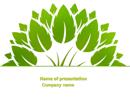Ecology Presentation Template for PowerPoint and Keynote PPT Star