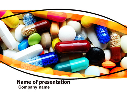 Drug Treatment Presentation Template for PowerPoint and Keynote