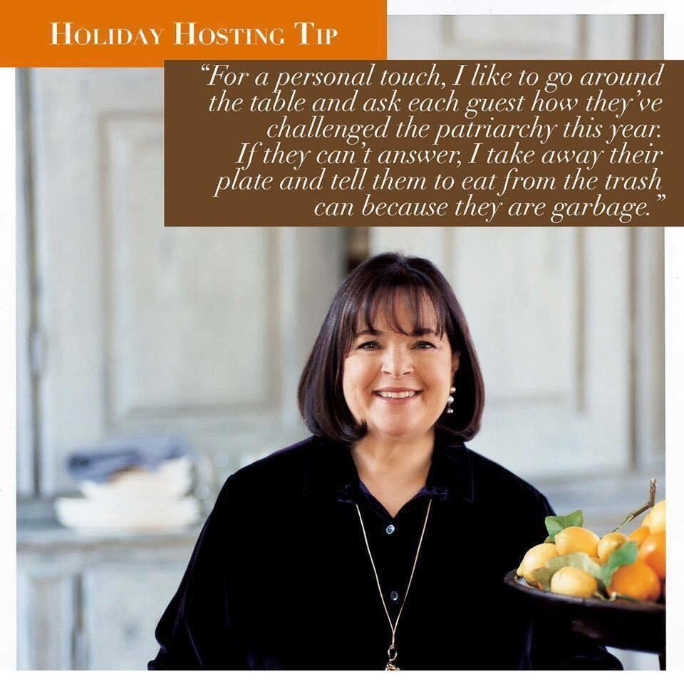 Ina Garten Bars When In Doubt What Would Ina Garten Do Trollxchromosomes