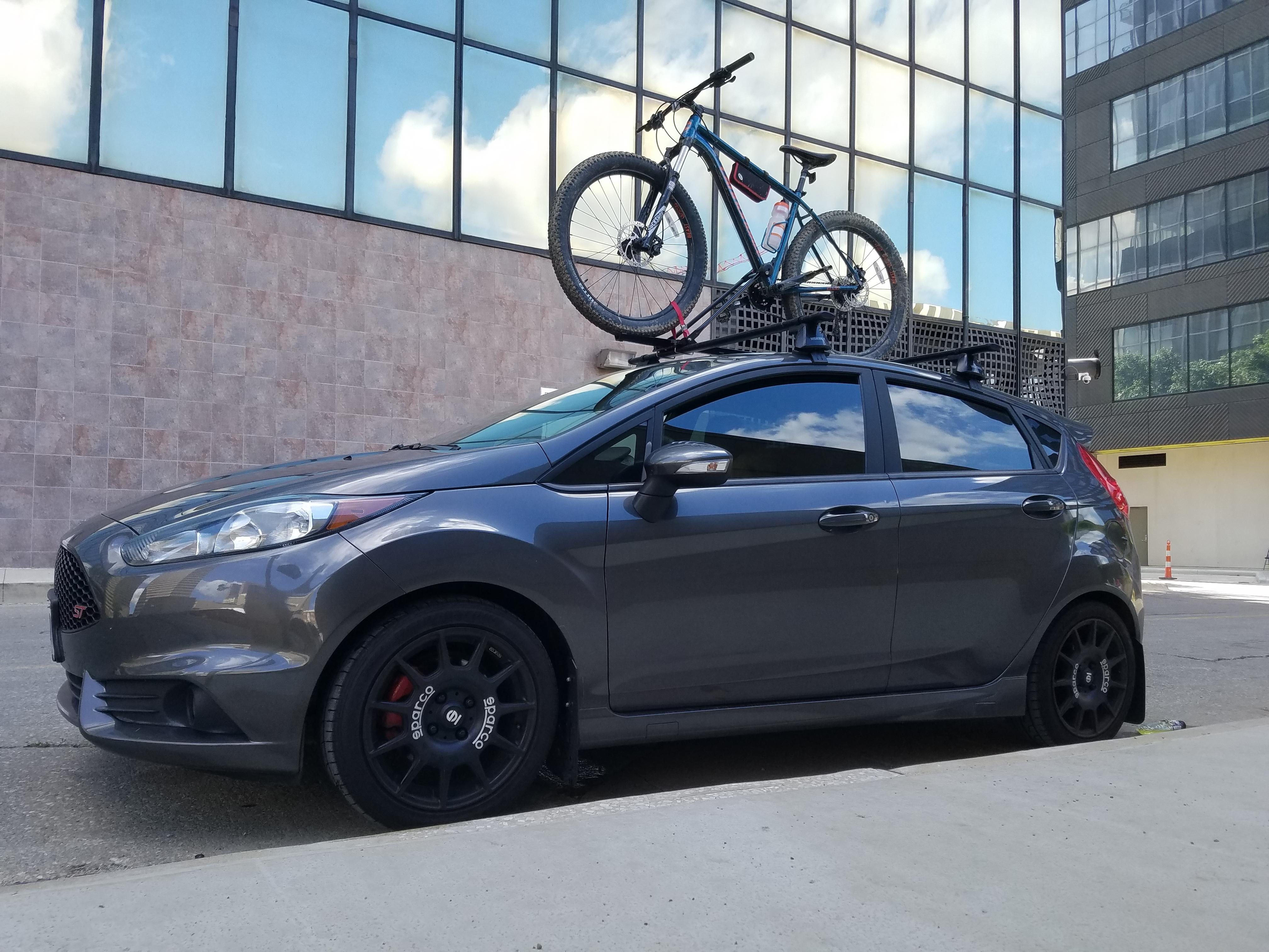 Fiesta St Roof Racks 12300 About Roof