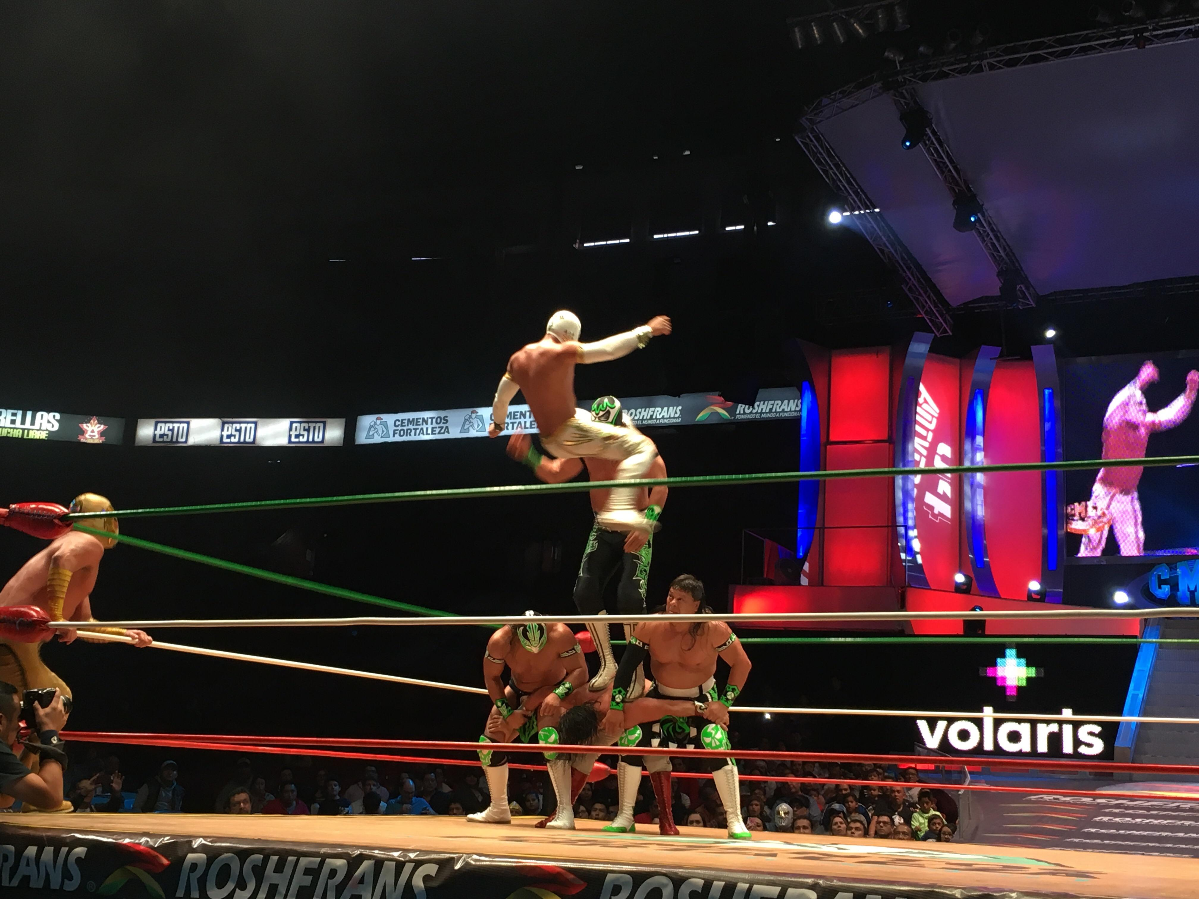 Lucha Libre Mexico Lucha Libre At Arena Mexico Highly Recommended Travel