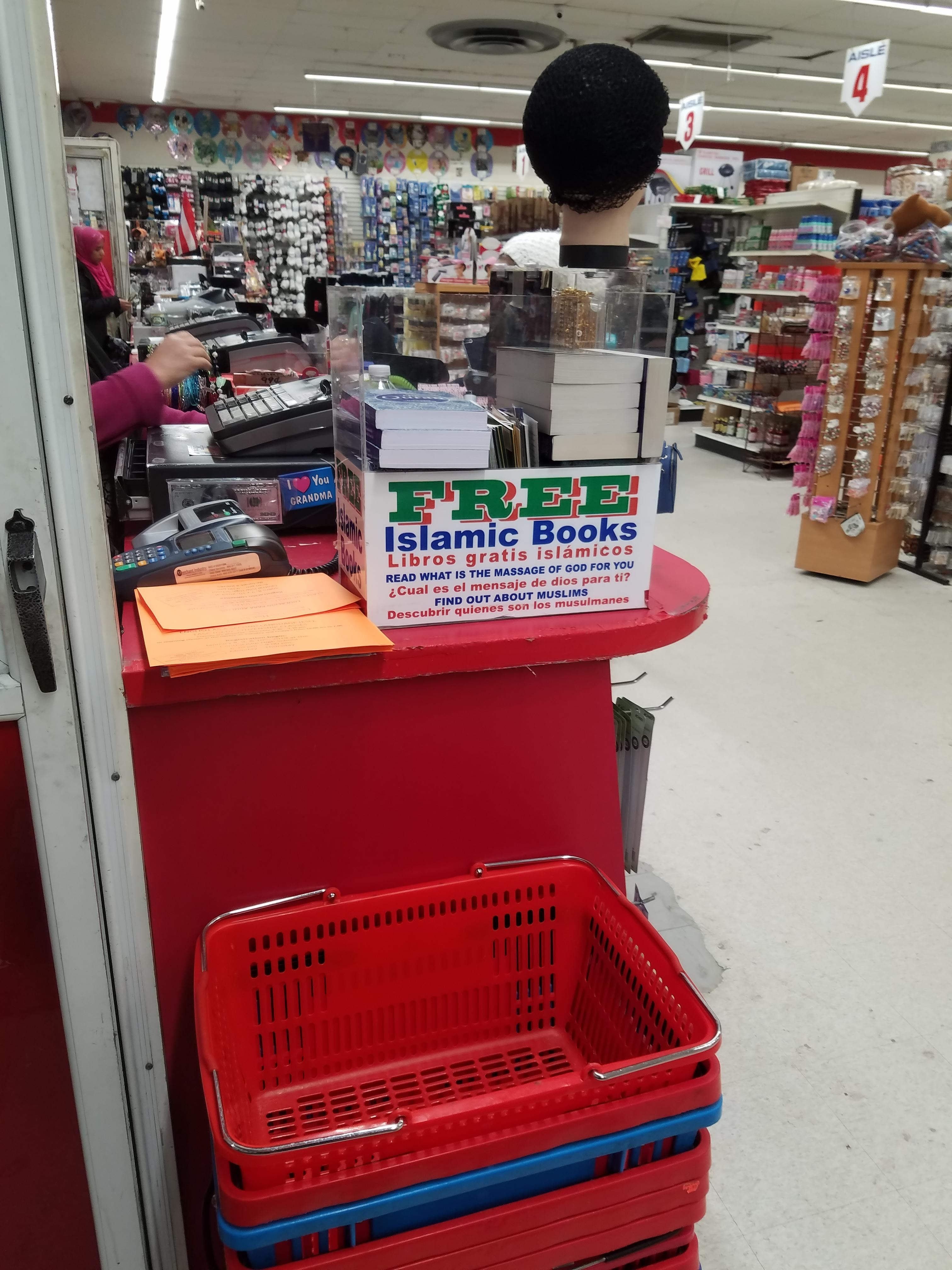 Libros Islamicos Gratis Free Islamic Books At My Local Dollar Store Mildlyinteresting