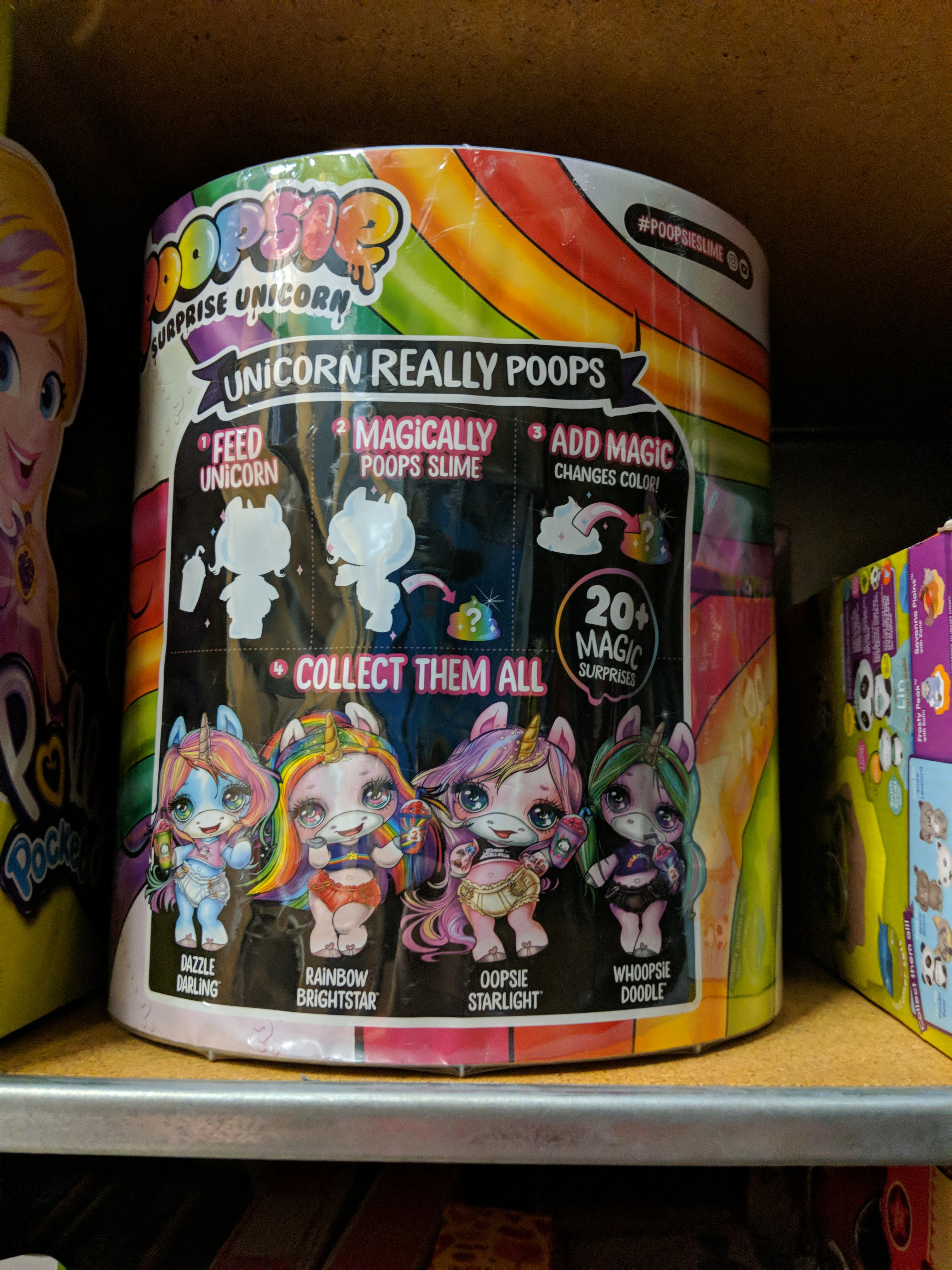 Unicorn Toys Target Backstocking Toys Makes Me Fear The Coming Generation Target