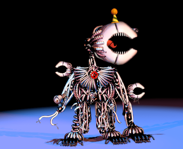 I39m Just A White Mean Ennard And It Looks Like You39ve