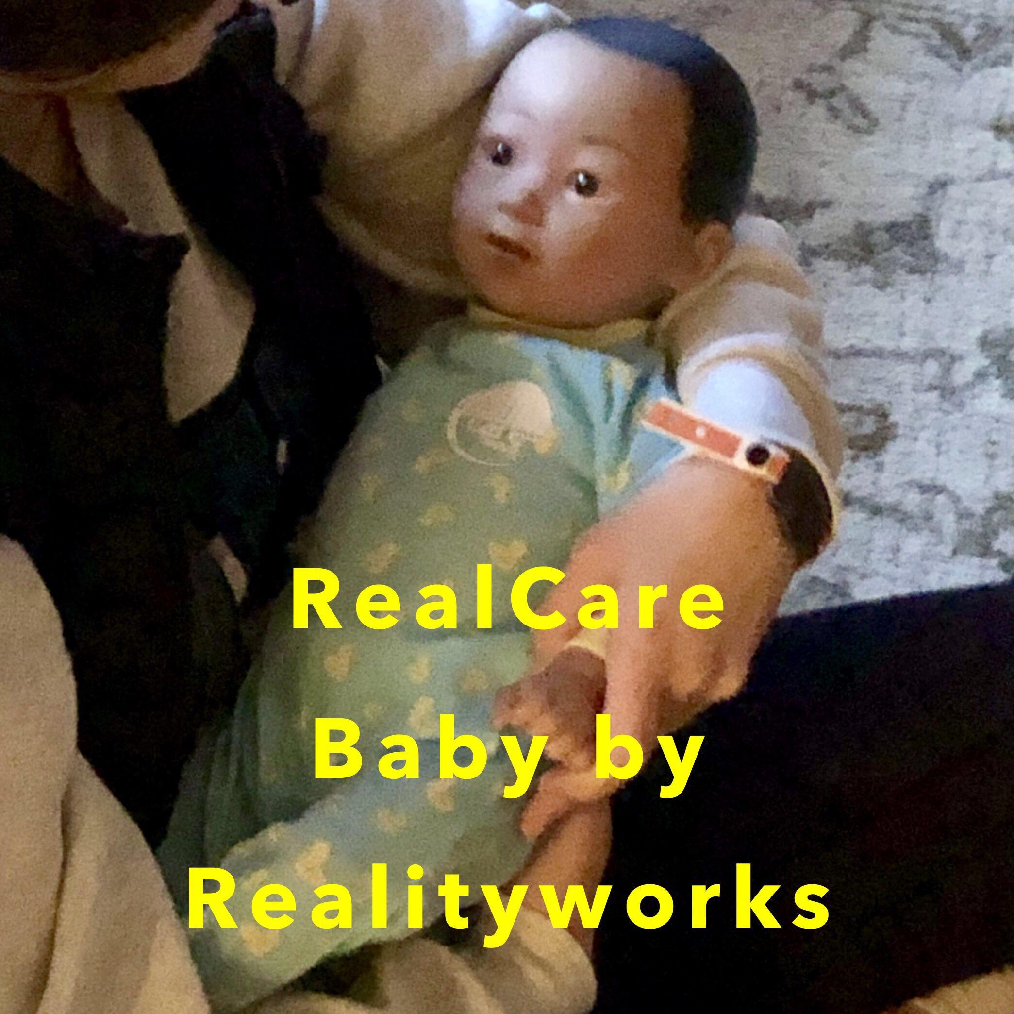 Toddler Fake Babies Fake Baby Given Out In High School Can It Be Hacked