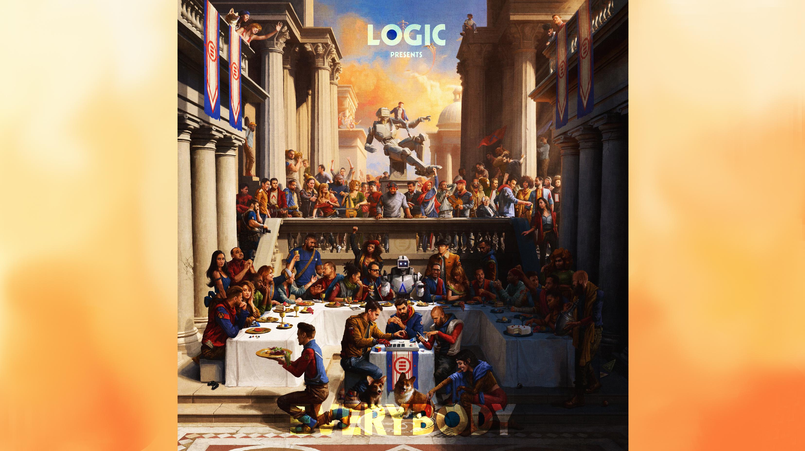 Logic Wallpaper Iphone 6 Logic Everybody Desktop Wallpaper Logic 301