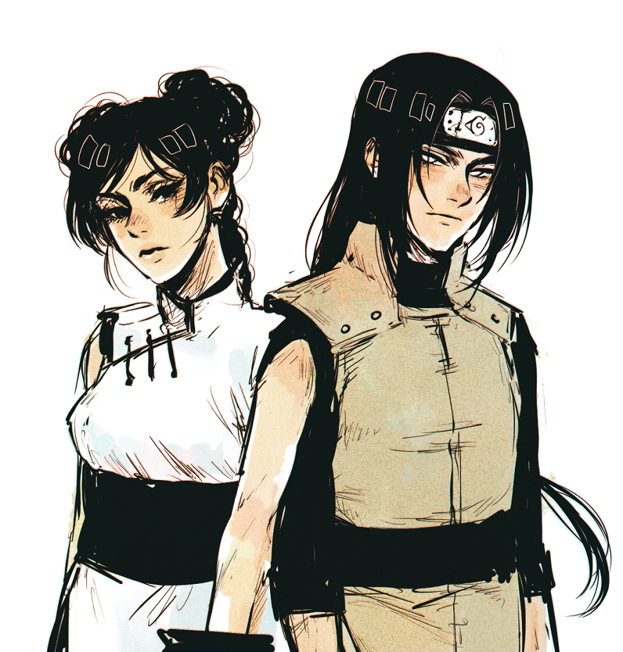 QuestionDid Tenten and Neji have feelings for each other?