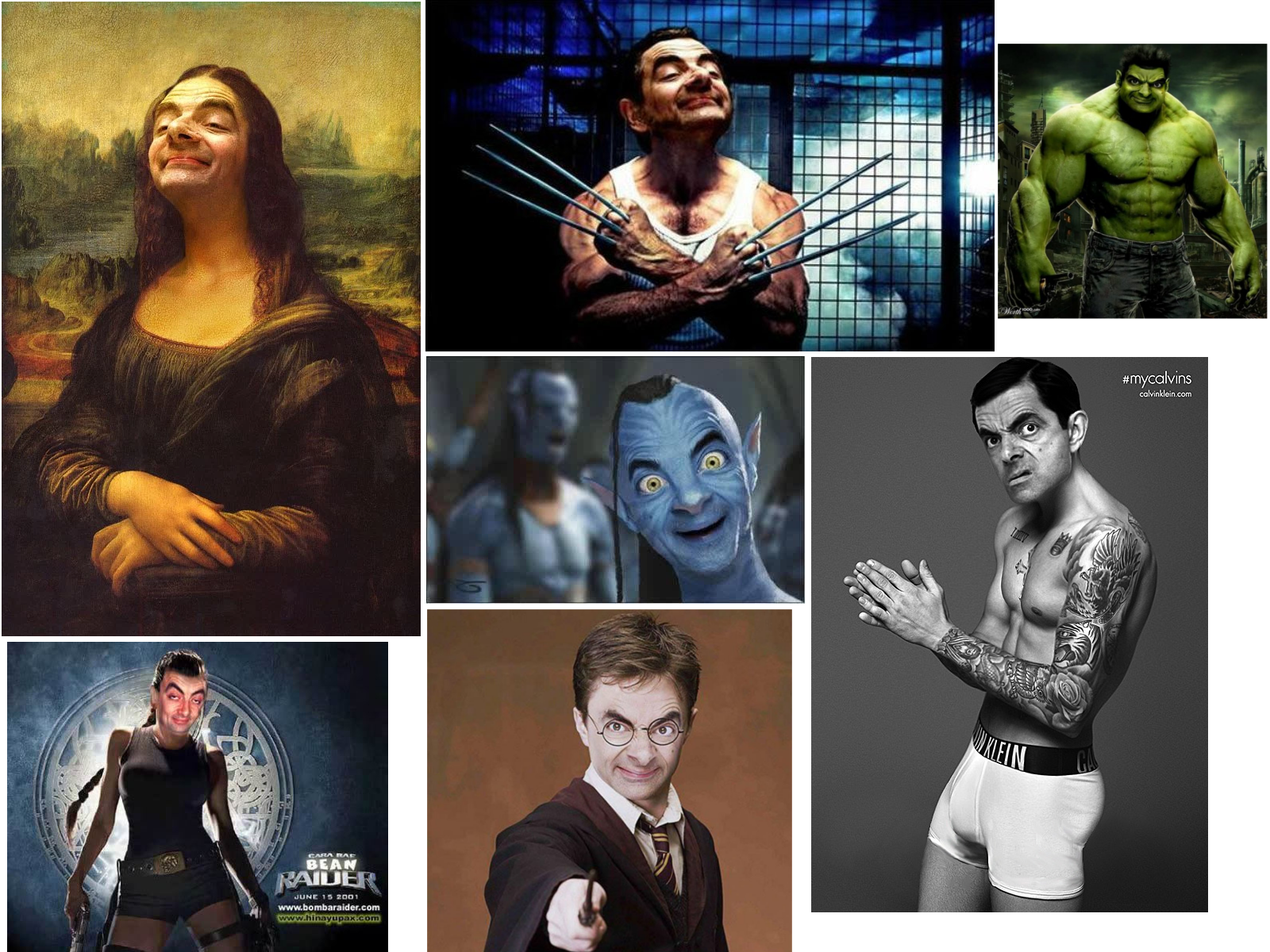 Mr Bean Anything You Photoshop Mr Bean In Makes It Hilarious Funny