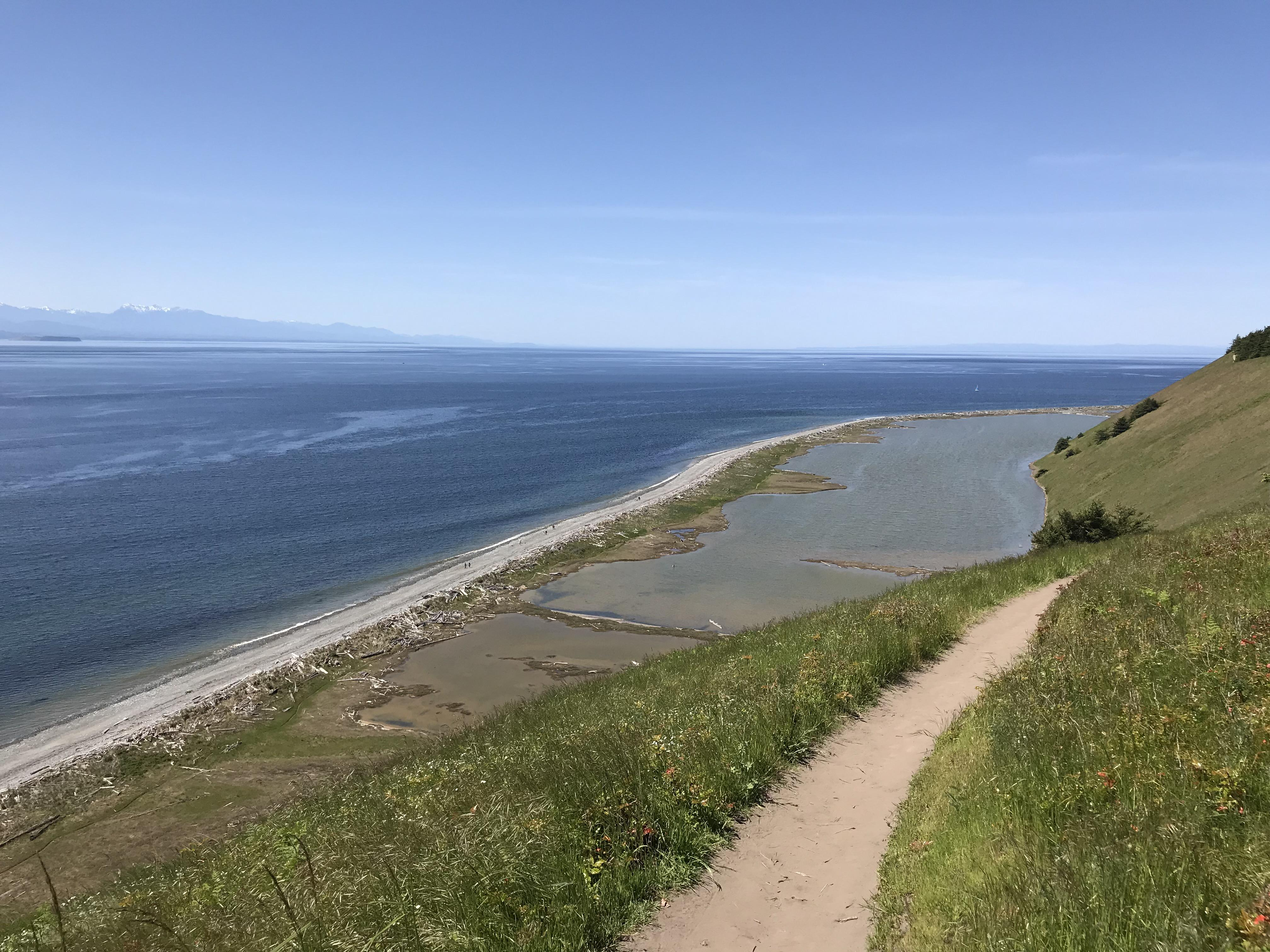 Camano Island State Park Weather Hiking At Fort Ebey State Park Whidbey Island Wa Campingandhiking