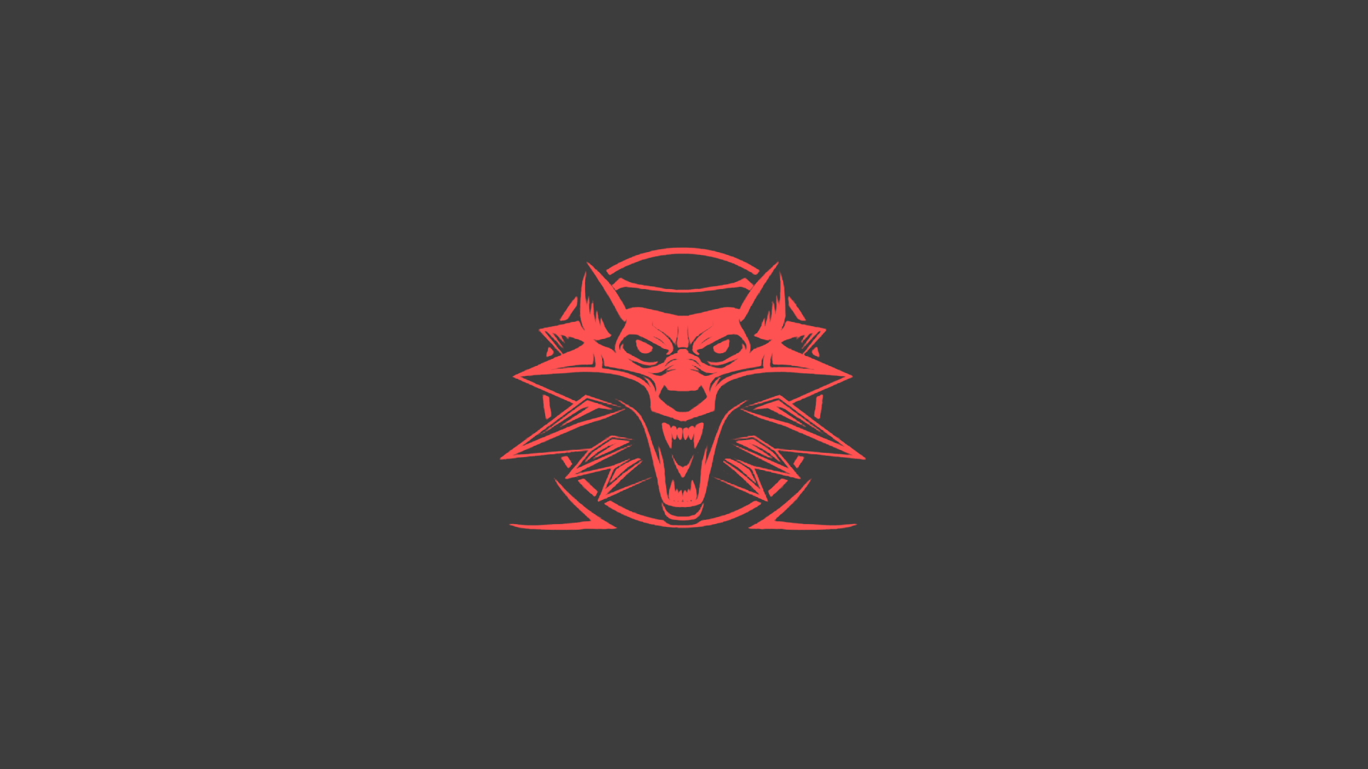 Hd Gamer Wallpaper Minimalist Wallpaper I Made A While Ago Witcher
