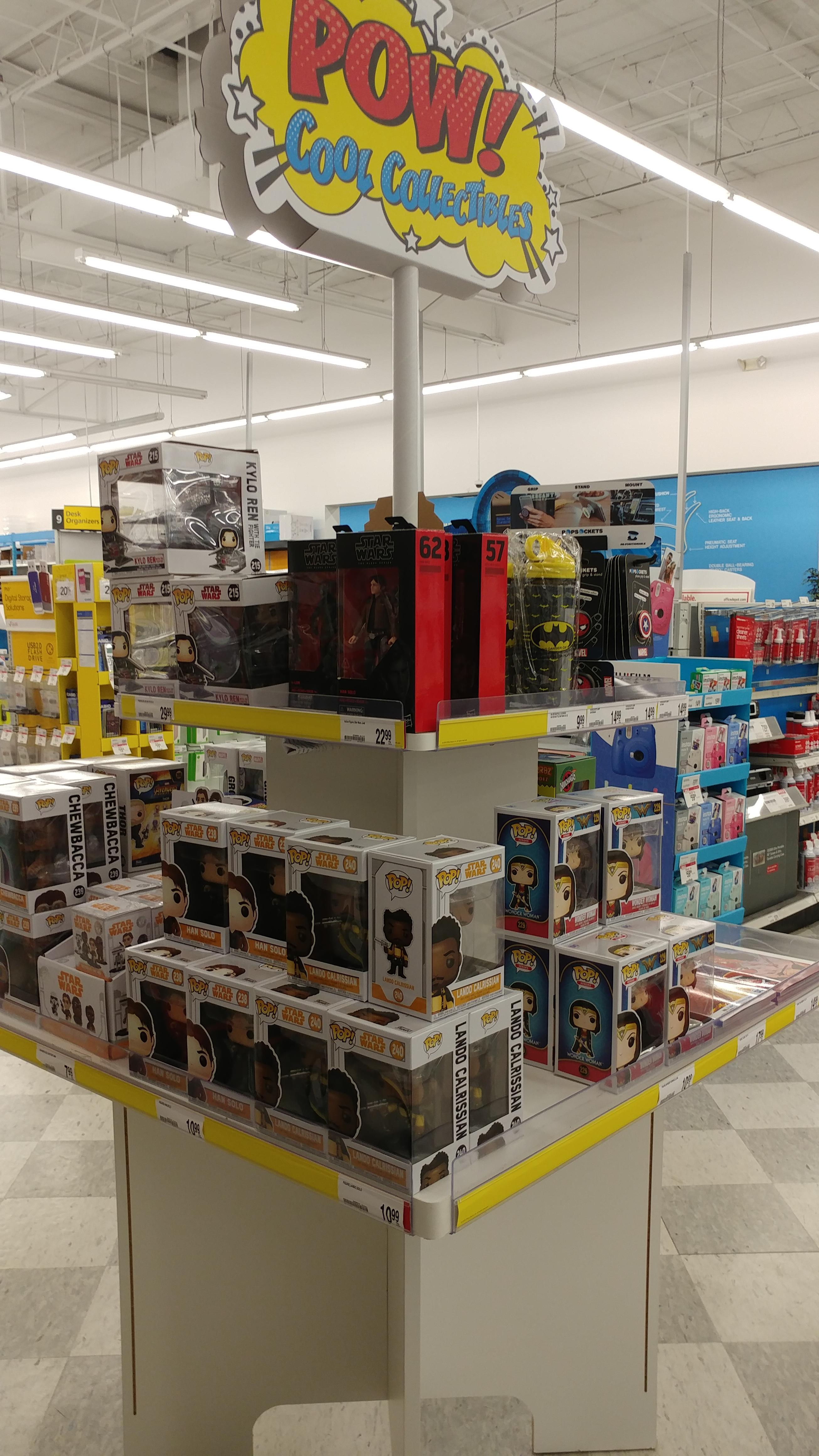 Office Stores Pops Now In Office Depot Officemax Stores Funkopop