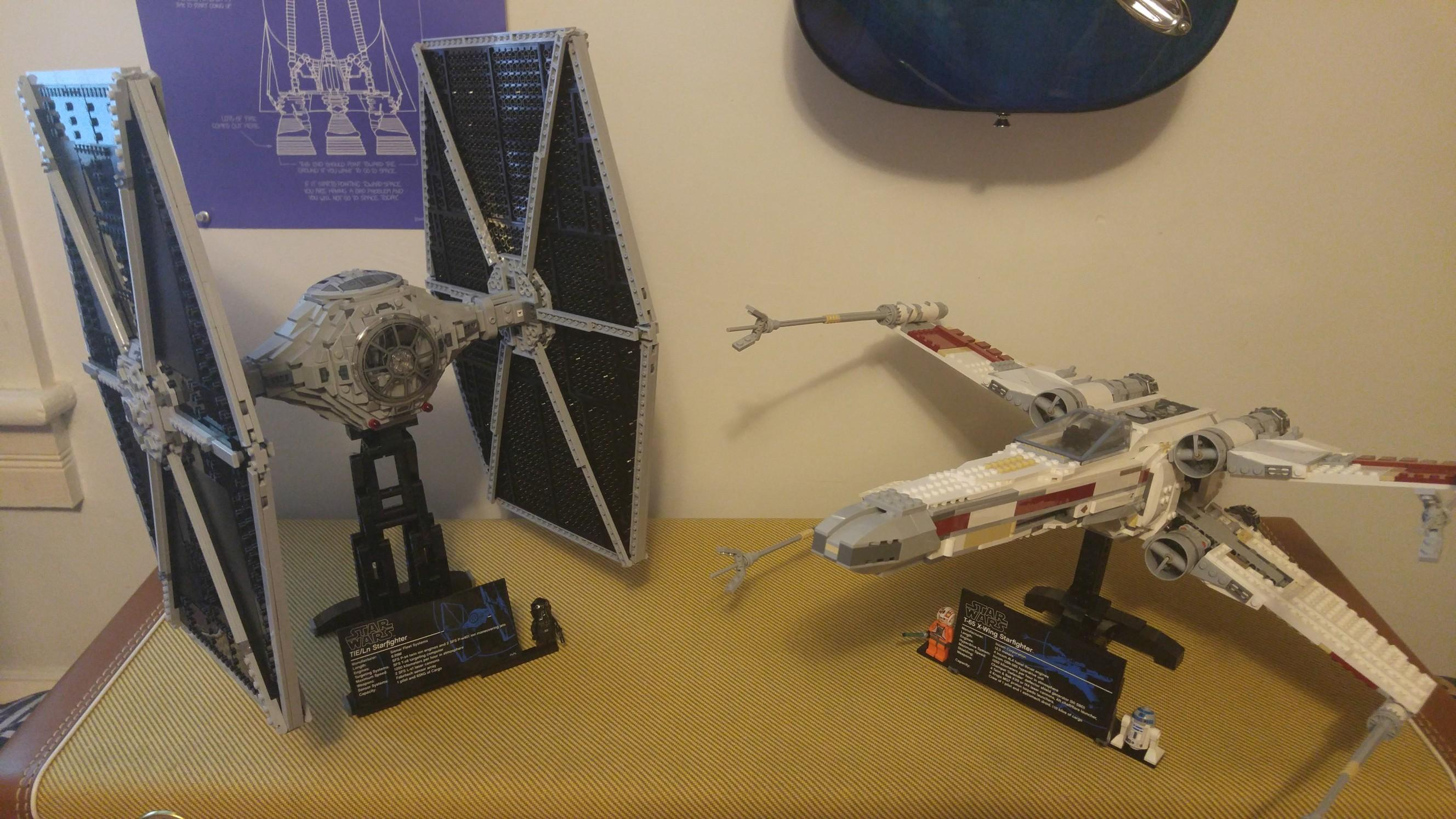 Millennium Falcon Coffee Table Brick Brains Star Wars Lego My First Two Ucs Sets Name A More Ionic Duo I 39ll Wait Lego