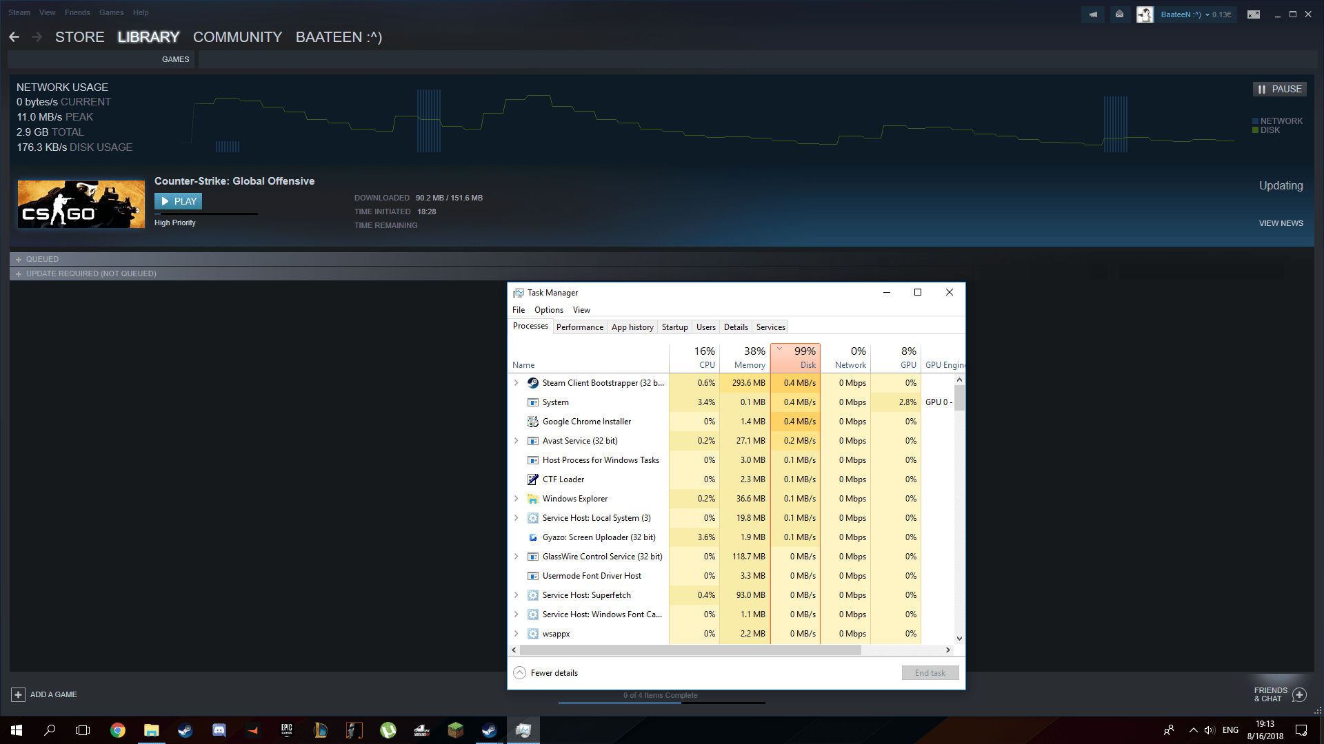 Mb So Can Anyone Please Explain Why Is My Download So Slow I Have