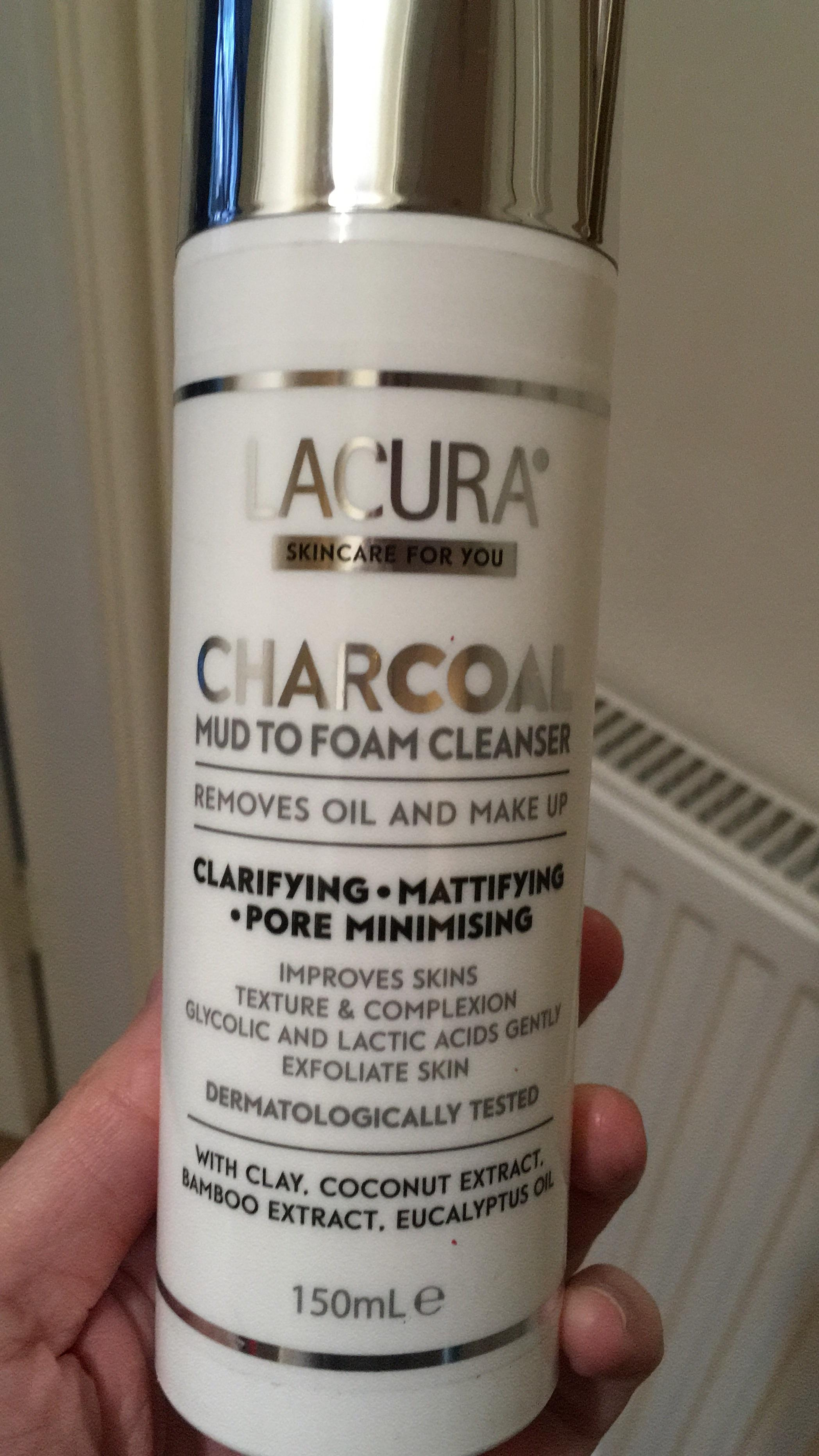 Aldi Shampoo Range Haul On The Aldi Hype Purchased This Charcoal Mud To Foam Face