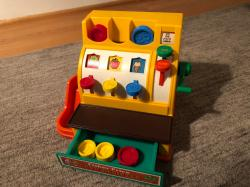 Small Of Fisher Price Cash Register