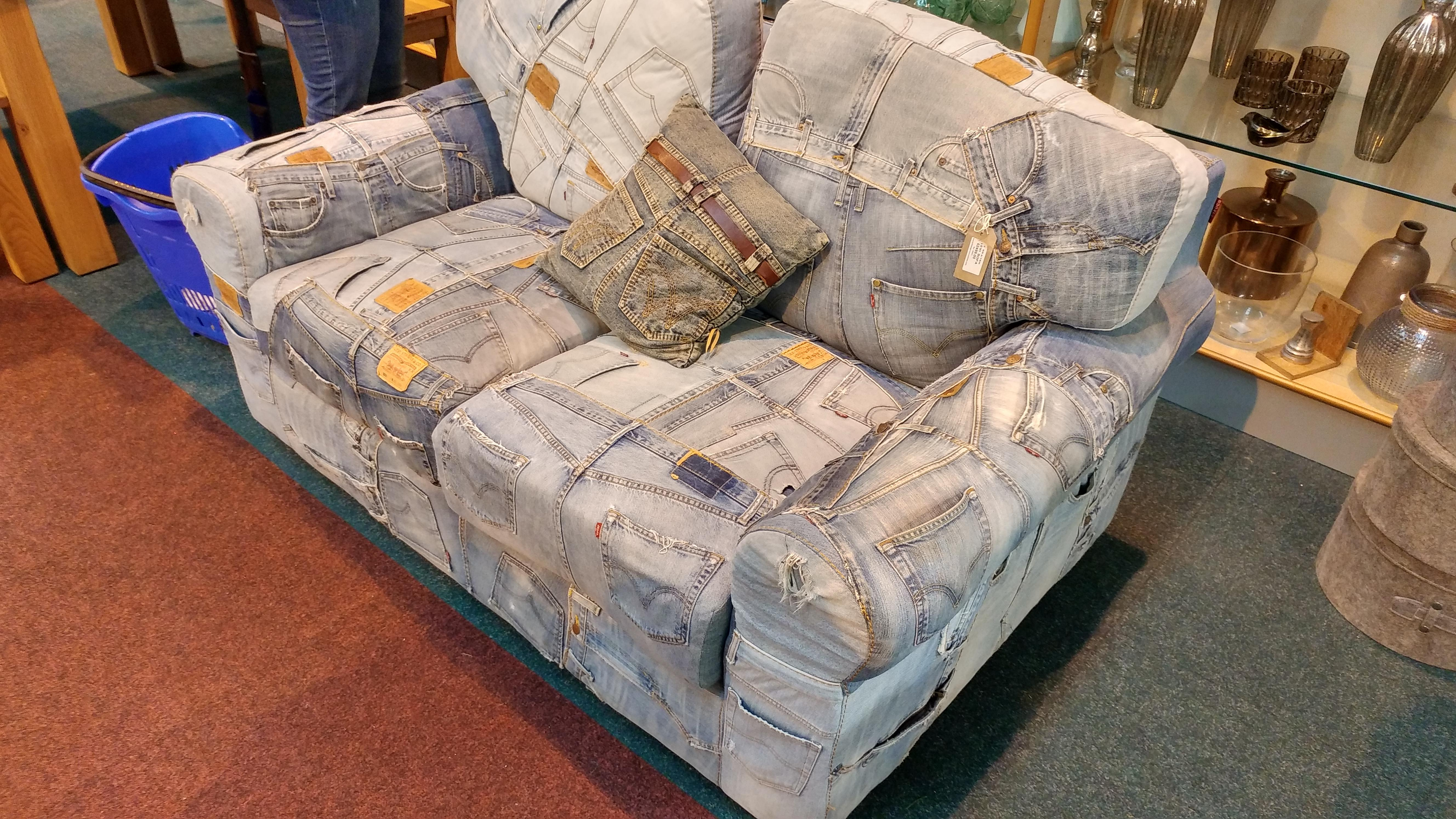 Sofa Couch Reddit This Jeans Sofa Denim Sofa What Do You Call This Thing Atbge