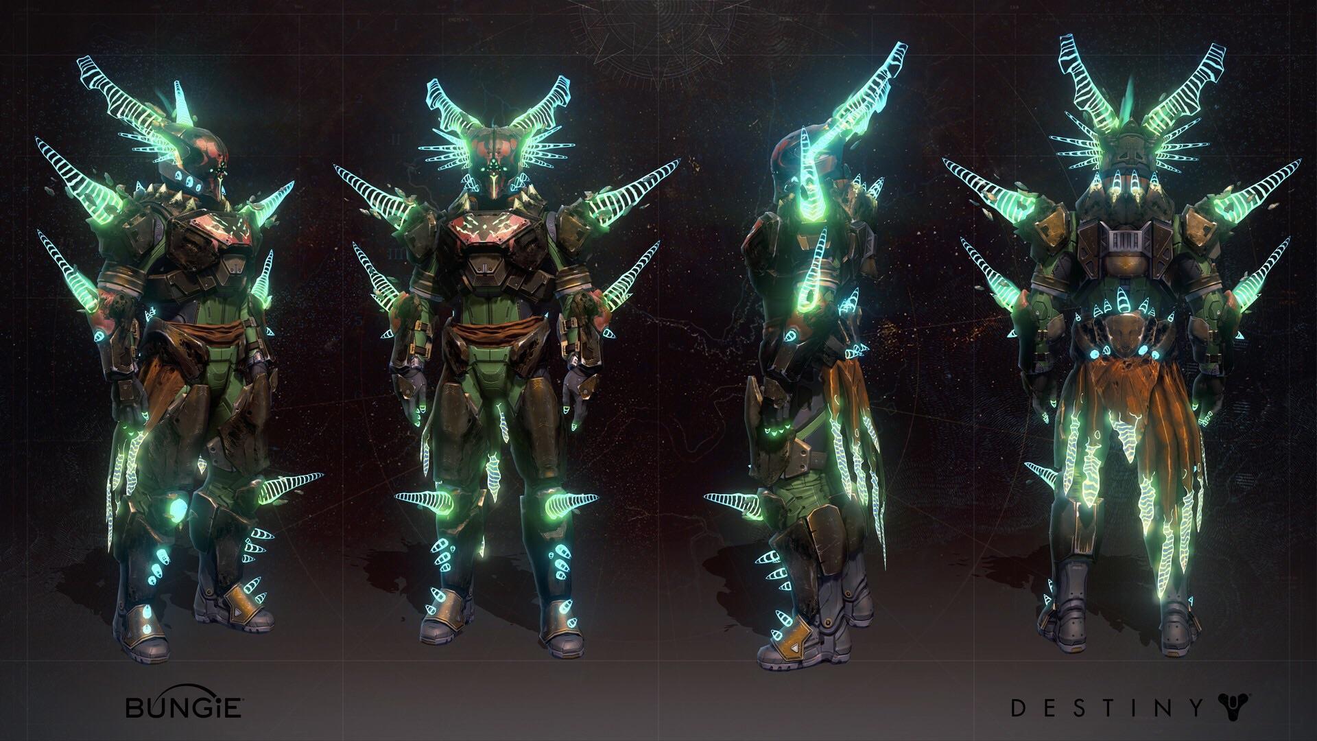 Destiny Kings Fall Wallpaper Full Crota S End Titan Ornaments Destinyfashion