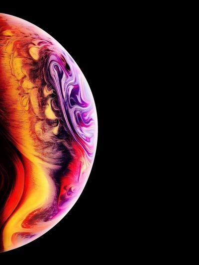 Leaked iPhone Xs Wallpaper For iPad Pro 10.5 : ipad