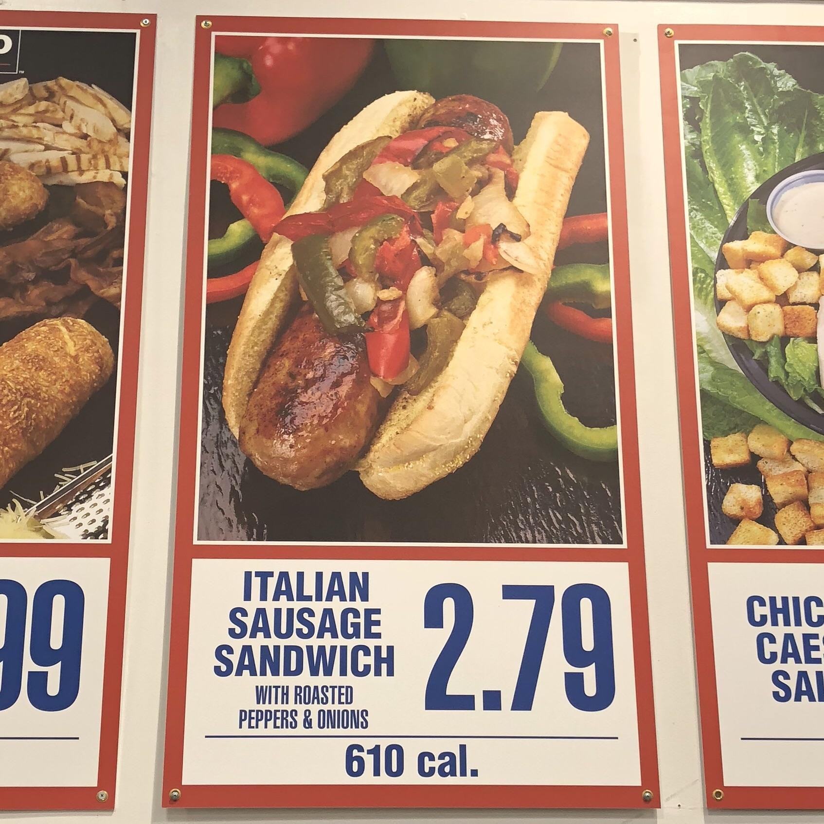 Fullsize Of Polish Hot Dog