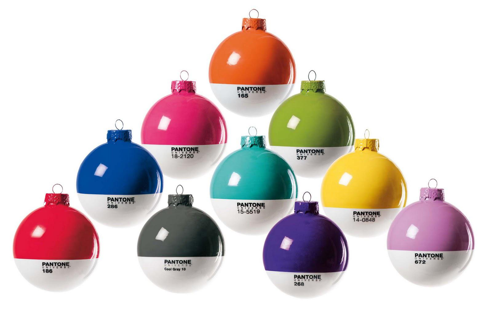 Pantone Christmas Ornaments Pantone Christmas Ornaments As A Print Designer This Pleases Me