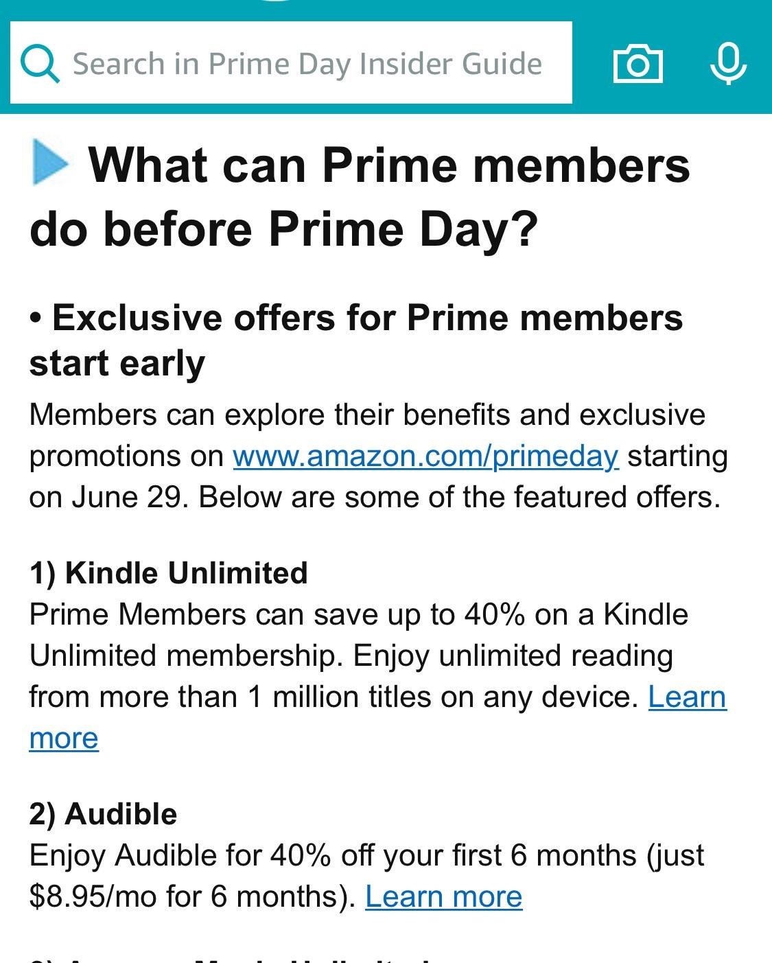 Amazon Audible Cancel Membership Membership Sale Coming Up For Prime Day July 11th Audible