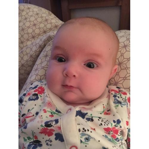 Medium Crop Of 8 Week Old Baby