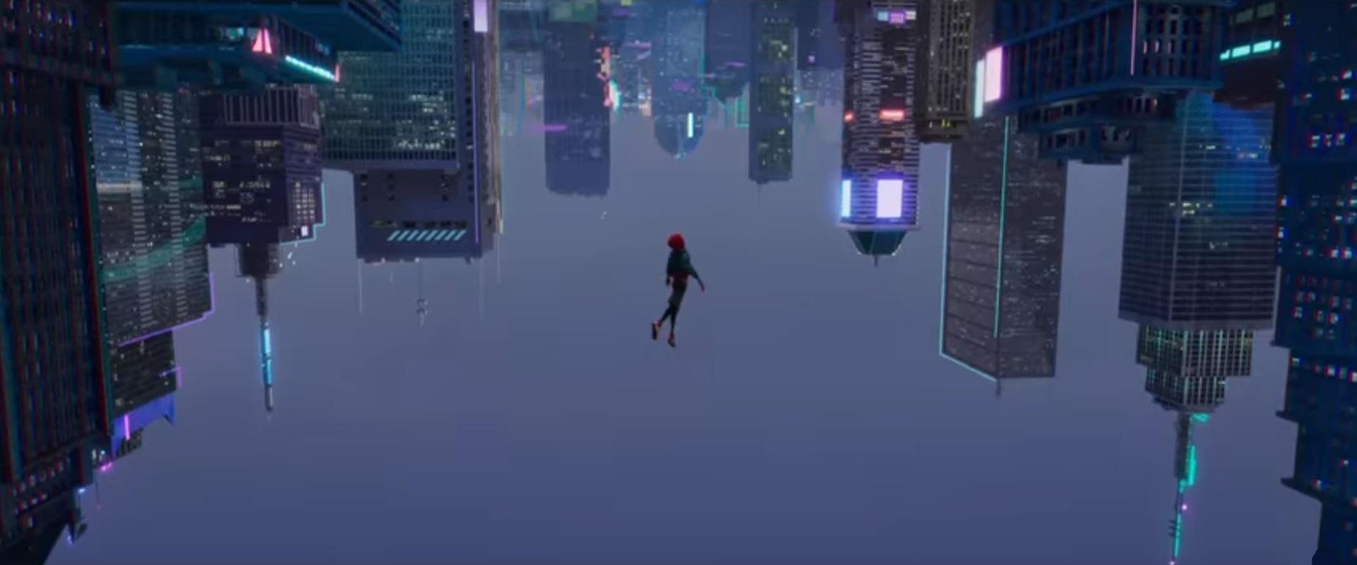 3d Xmas Tree Live Wallpaper Spider Man Into The Spiderverse Wallpaper I Threw