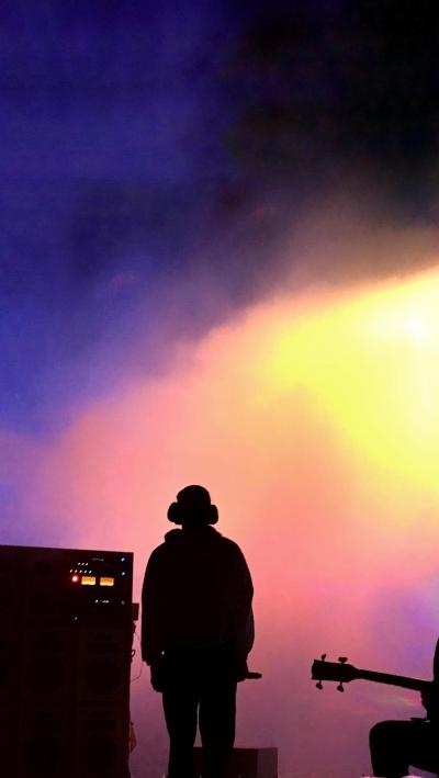 [Phone Wallpaper] Frank Ocean (Live 2017) : HipHopImages