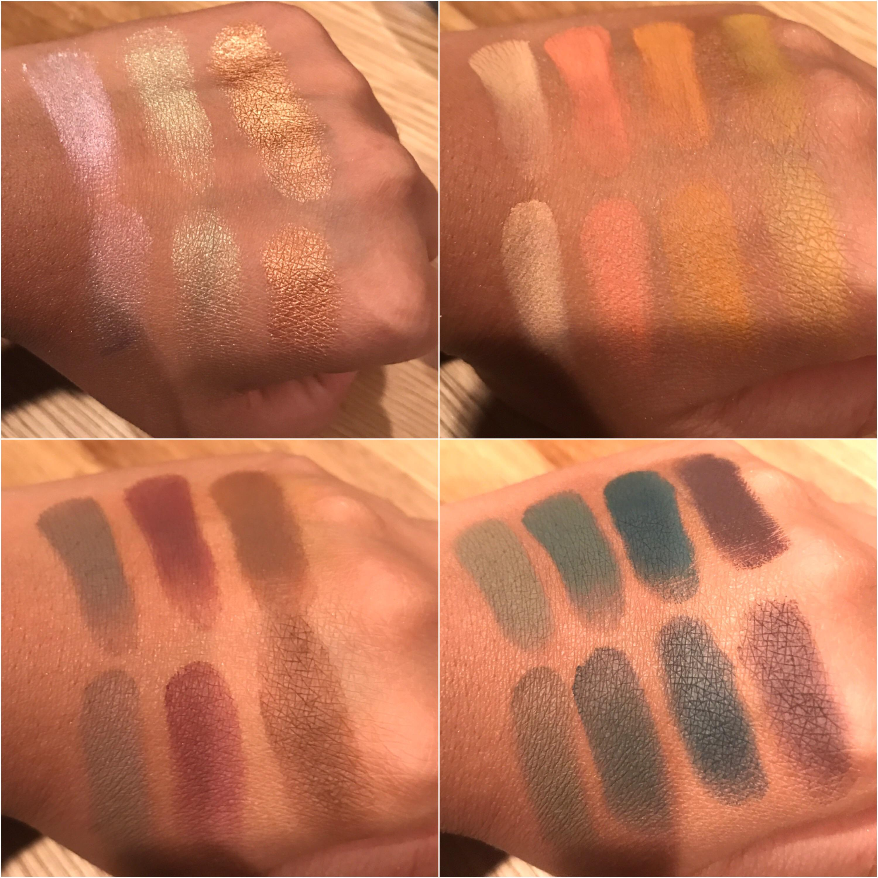 Bad Retro Abh Subculture Vs Bad Habit Retro Love Makeupaddiction
