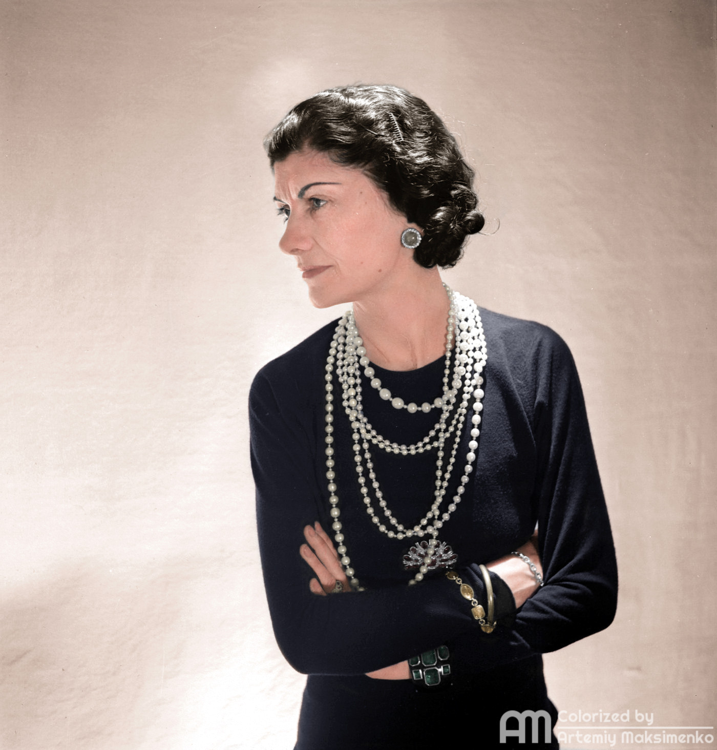 Chanel Gabrielle Gabrielle Bonheur Quotcoco Quot Chanel A French Fashion