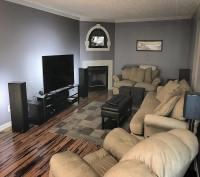 new living room setup : malelivingspace