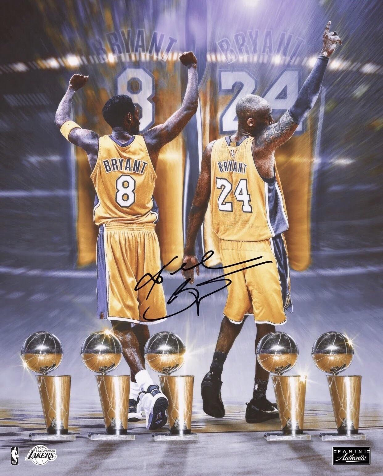 8 24 Happy Mamba Day Everyone Lakers