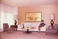 Living room [California, 1950s] : TheWayWeWere