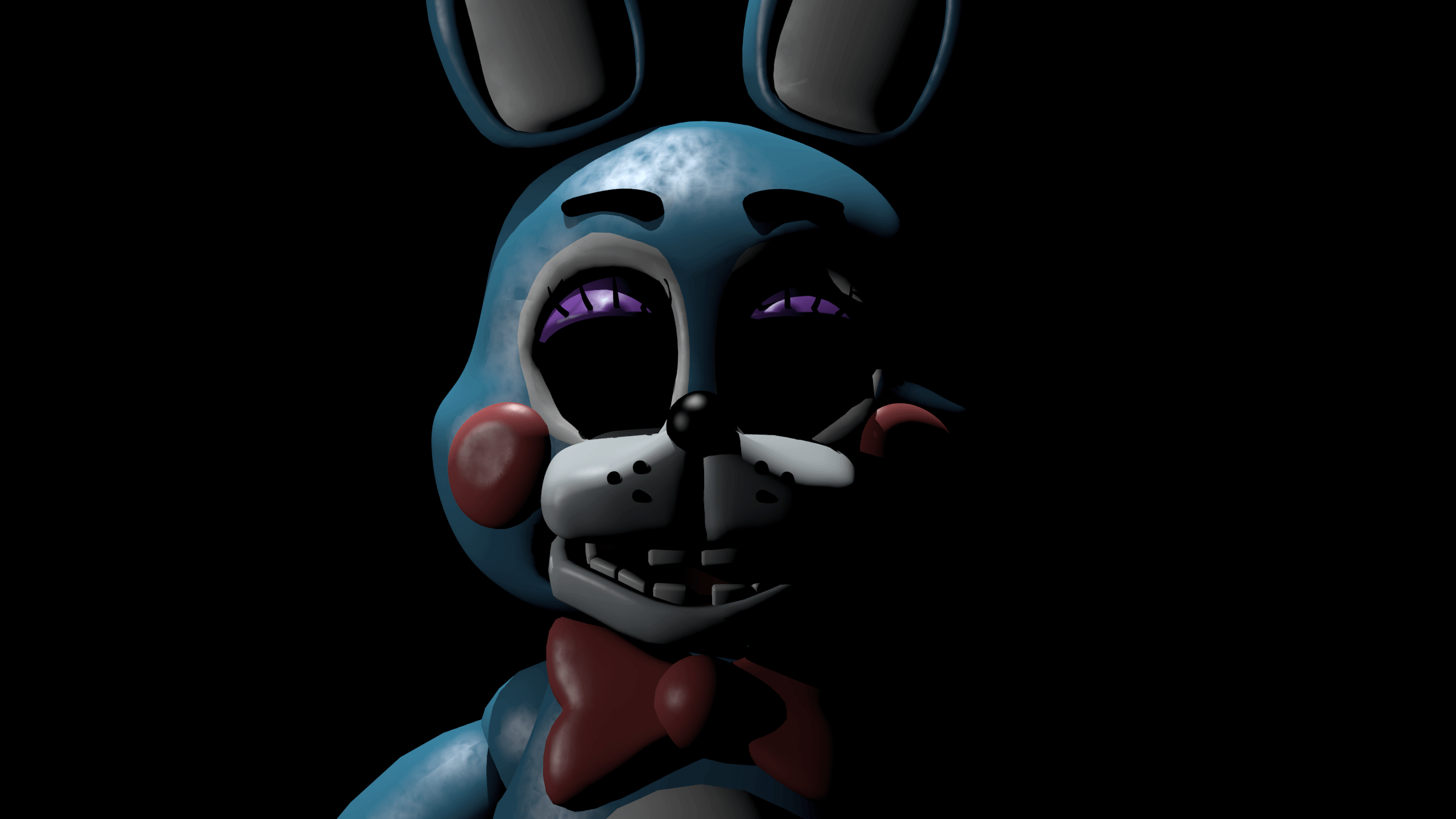 Create Name Animation Wallpaper Toy Bonnie Wallpaper Fivenightsatfreddys