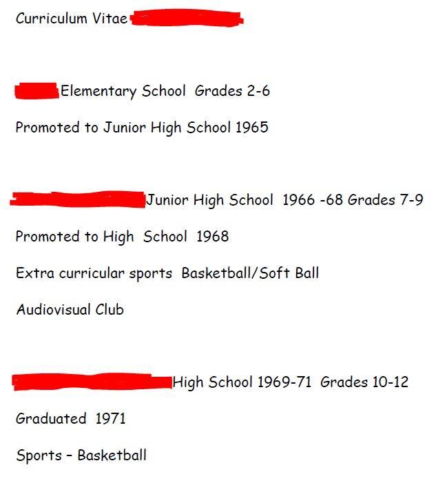 I decided to post my candidate\u0027s Comic Sans CV  recruitinghell