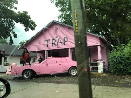 Medium Of What Is A Trap House