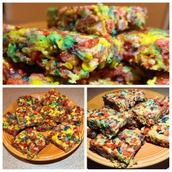 Small Crop Of Fruity Pebble Treats