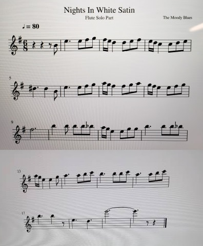 Can anyone convert this sheet music from treble to bass clef for