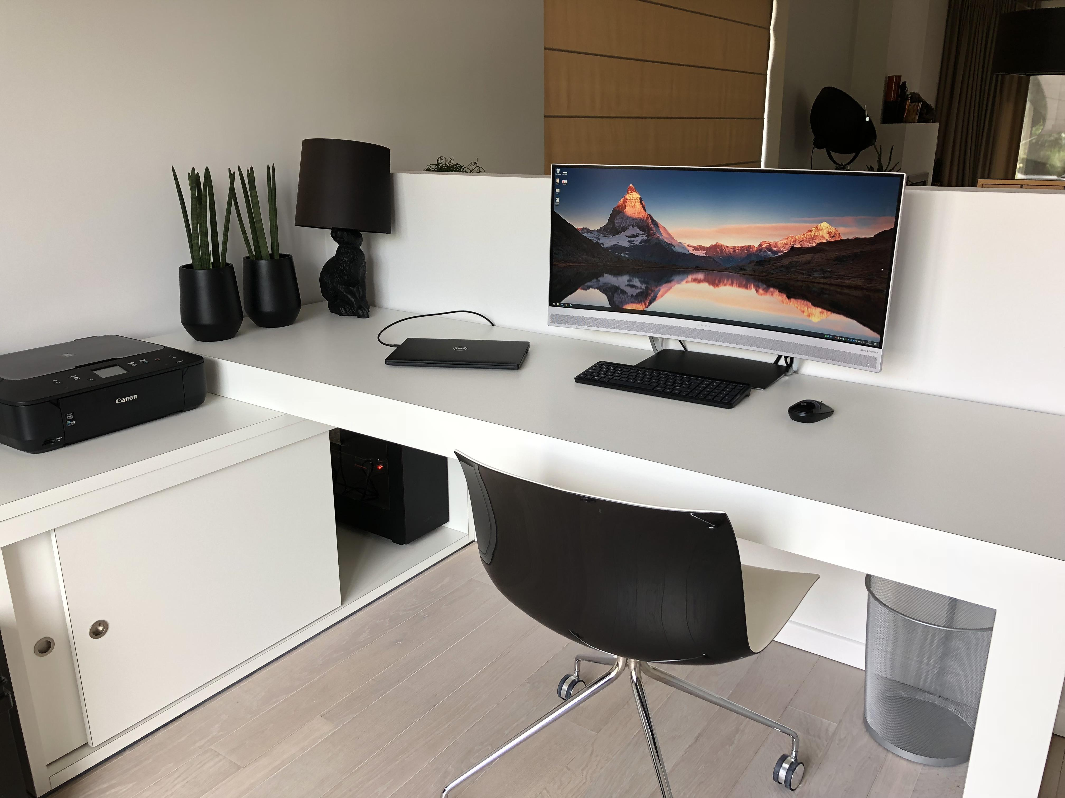 Battle Station Gaming Office House Pinterest Buero My Clean Home Office Gaming Setup Battlestations