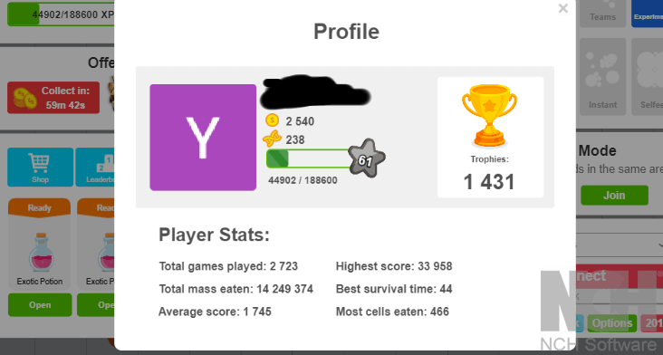 Avg My Account Here's My Stats For My New Account That I Made At The ...