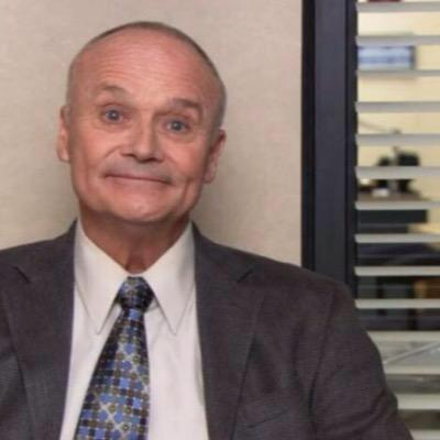 Happy Birthday to my favorite member of the Office Creed Bratton