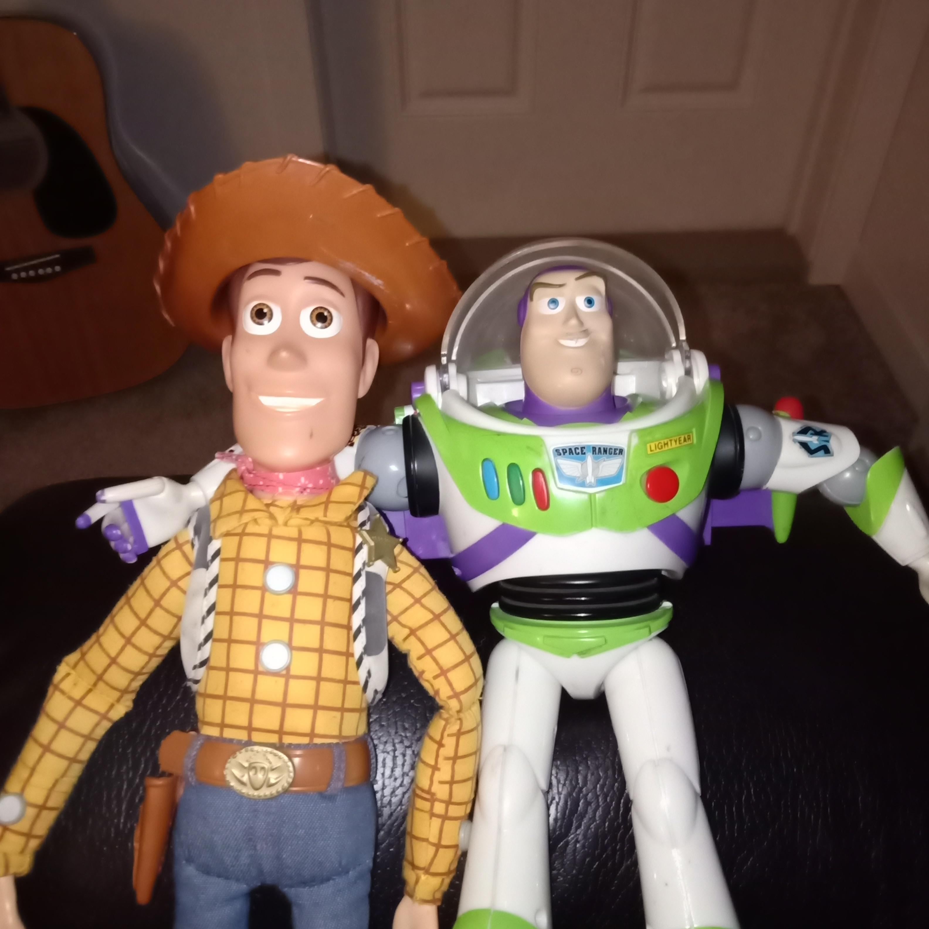 Toy Story Toys Vintage Found My Old Toy Story Stuff I Could Never Give These Away