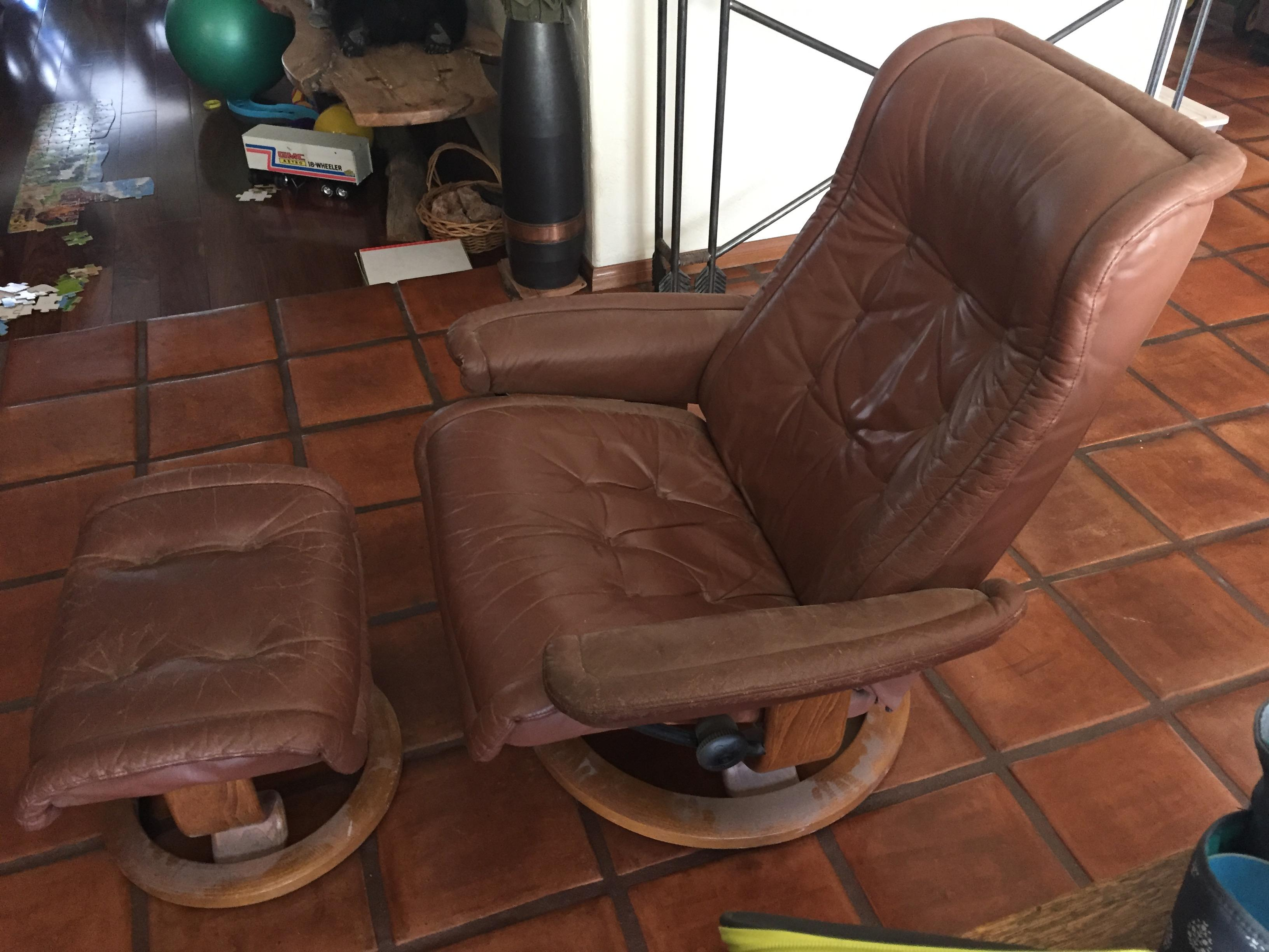 Stressless Video Scored An Ekornes Stressless Recliner For 5 99 At The