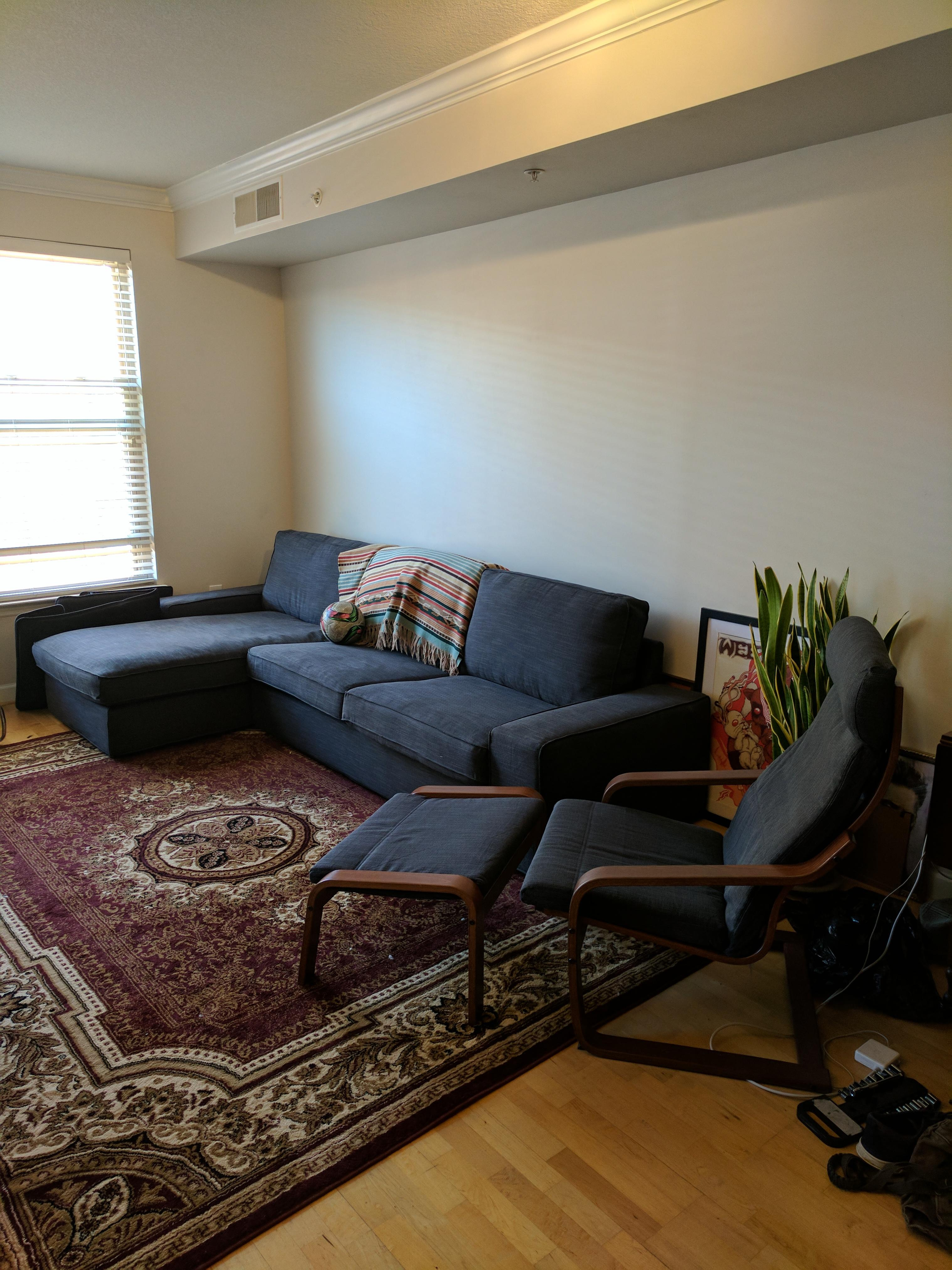 Sofa Couch Reddit Got A New Couch And I M Looking To Get Some Comfortable Accent