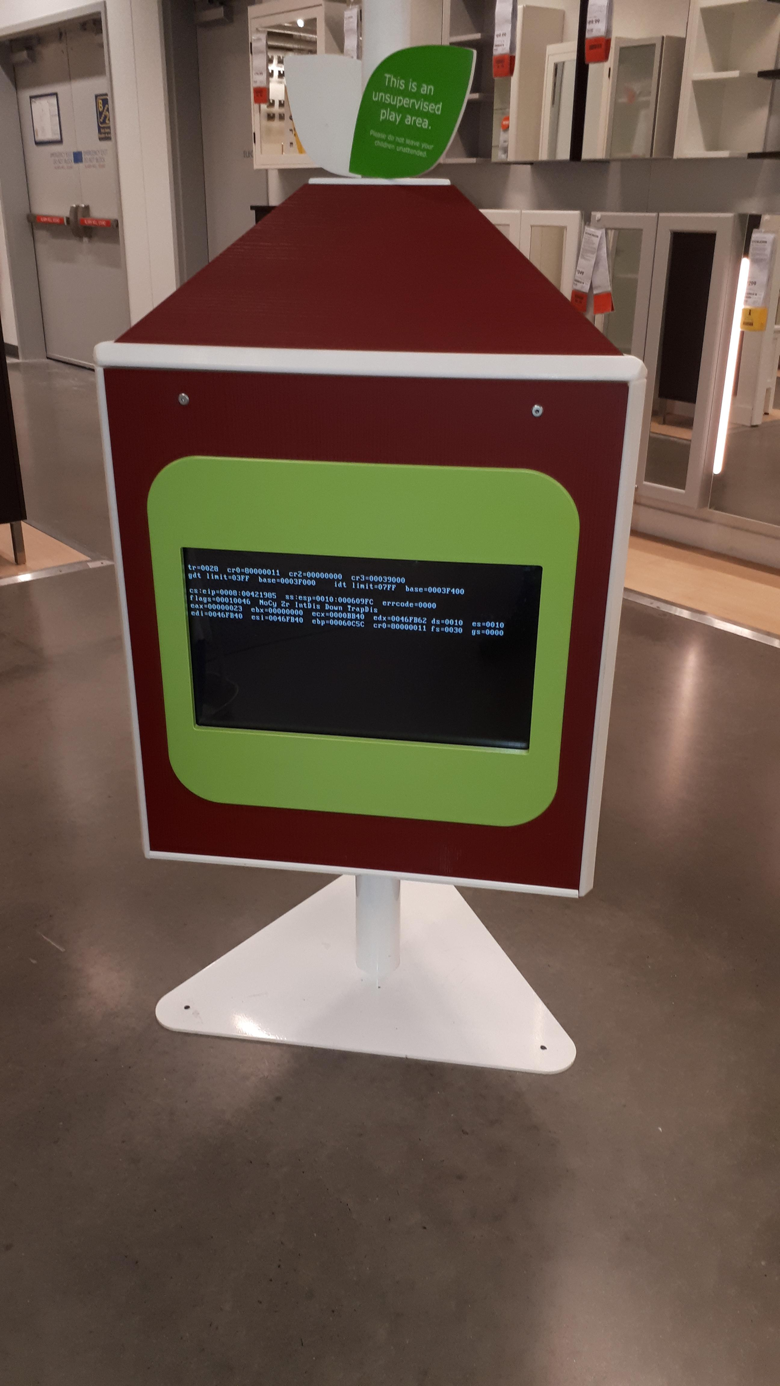 Ikea Play Area Ikea Play Monitor For Kids Cyborg Kids Techsupportgore